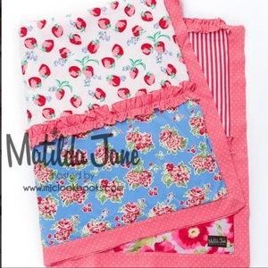 Matilda Jane Happy and Free Collection QUILT.